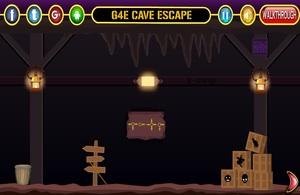 Jouer à Cave escape