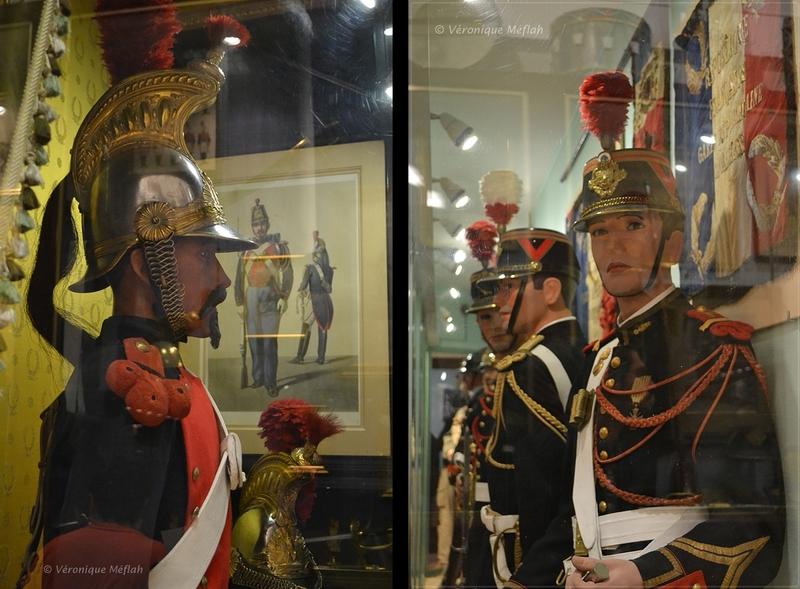 Quartier des Célestins, la Garde Républicaine : Salle de traditions (Musée)