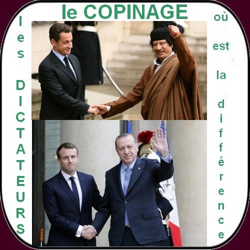 Macron, Mélenchon, justice ou des vérités pas bonnes à dire.