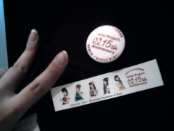 Compte rendu Momusu Handshake event + Happy Birthday sis'!