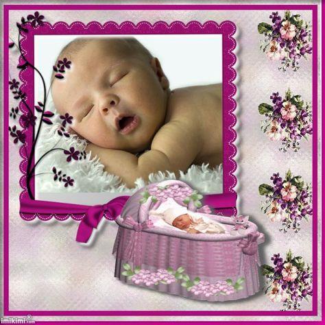 Cartes bébés