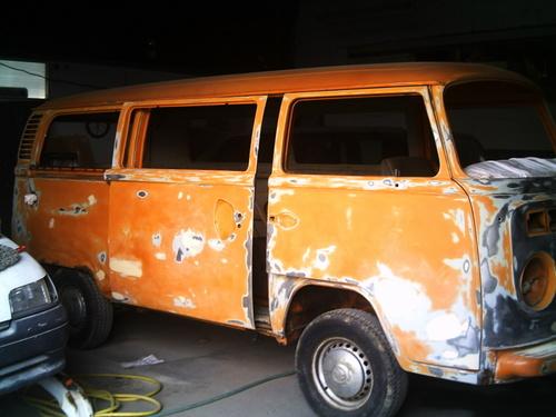 Combi bus 1975