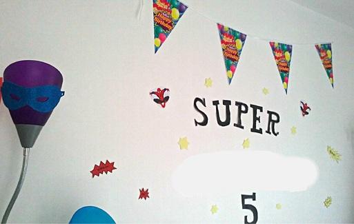 Un anniversaire de Super Héro (DIY et guide de survie)2