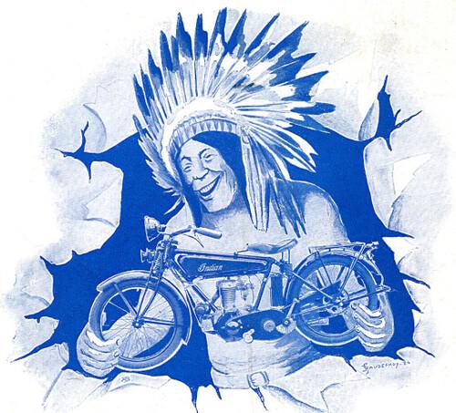La Motocyclette en France 1925