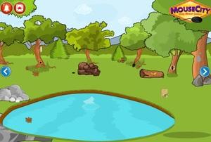 Jouer à Woodland escape