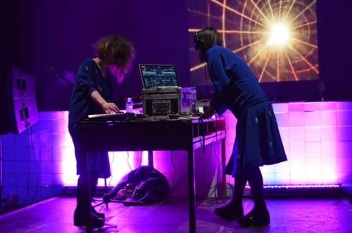 Tandem live au 12ème festival DAM 2017.