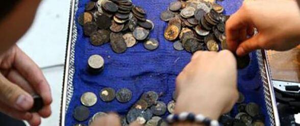 la tortue avait avalé 915 pièces de monnaie