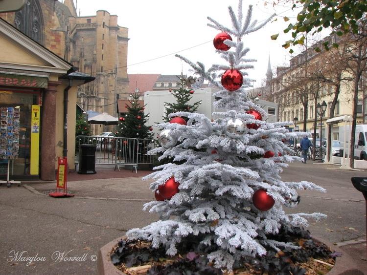 Au temps des marchés de Noël : C'est parti