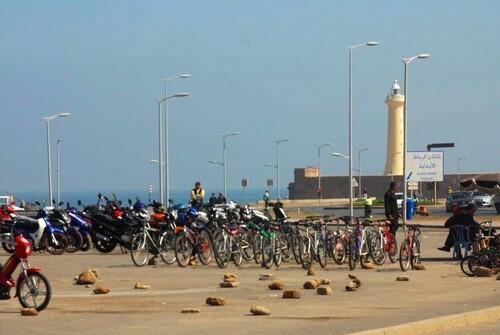 Le phare de Rabat