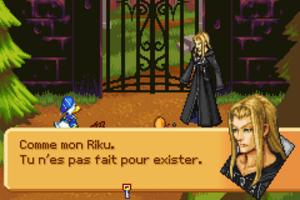KH : Chain of Memories - Chapitre 11 - Cité du crépuscule