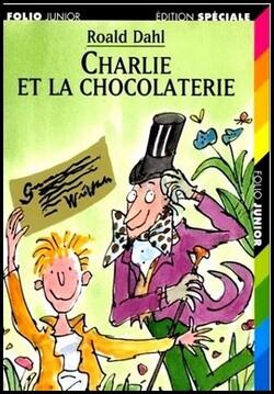 """Exploitation du livre """"Charlie et la chocolaterie"""""""