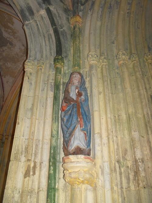 calvaire et chapelle de tronoën : finistère