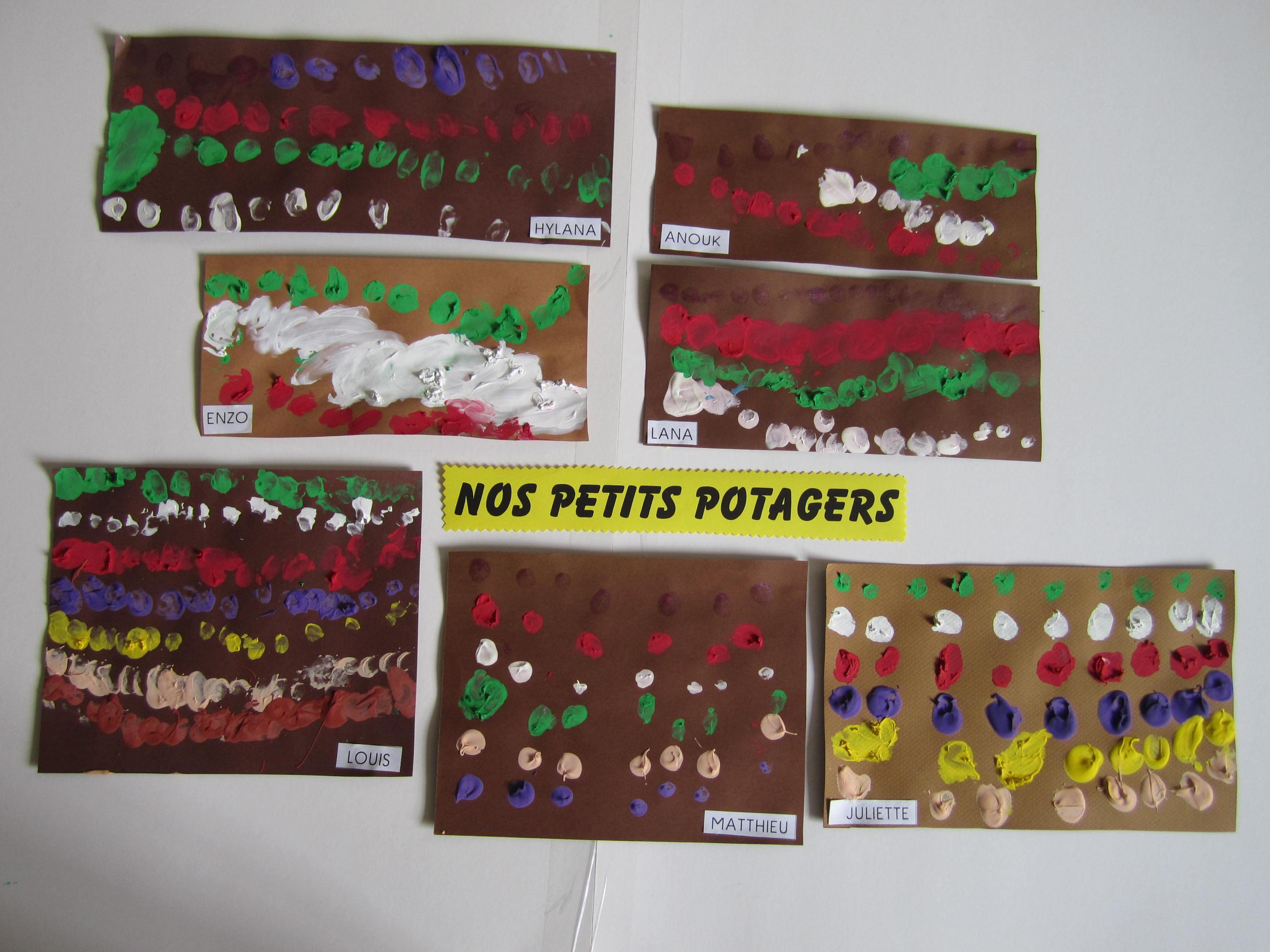 Extrêmement Projet Jardin éCole Primaire OF42   Jornalagora TC19