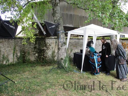 WEEK-END de FOLIIIEEE au festival Contes et Légendes à Provins !!