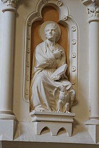 Chaire St-Jean et l(aigle
