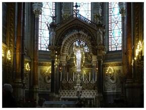 Lyon, basilique Notre Dame de Fourvière - 2016