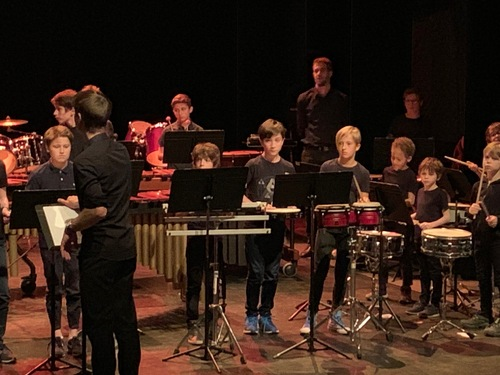 concert percussions
