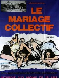LE MARIAGE COLLECTIF BOX OFFICE FRANCE 1971