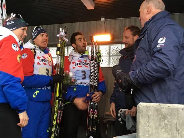 Championnats du monde de biathlon