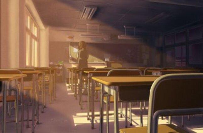 La classe violette