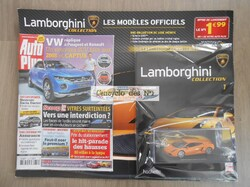 N° 1 Collection Lamborghini - Test