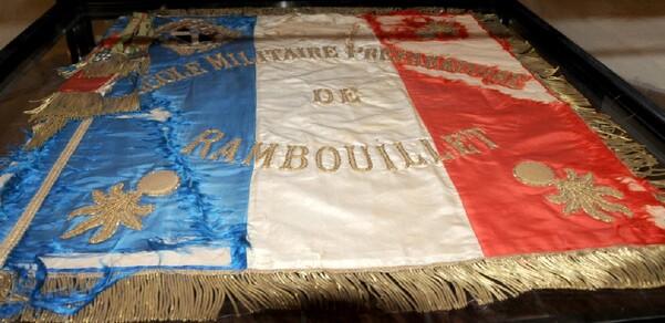 Rambouillet : Anciennes écuries du Comte de Toulouse (Caserne des Gardes)