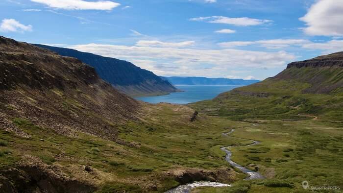 Cascade de Dynjandi (Fjallfoss): la reine des fjords de l'ouest