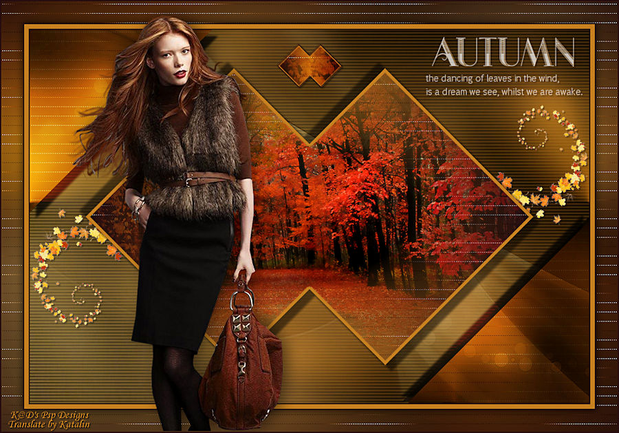 K@D's Psp Design ~ Autumn