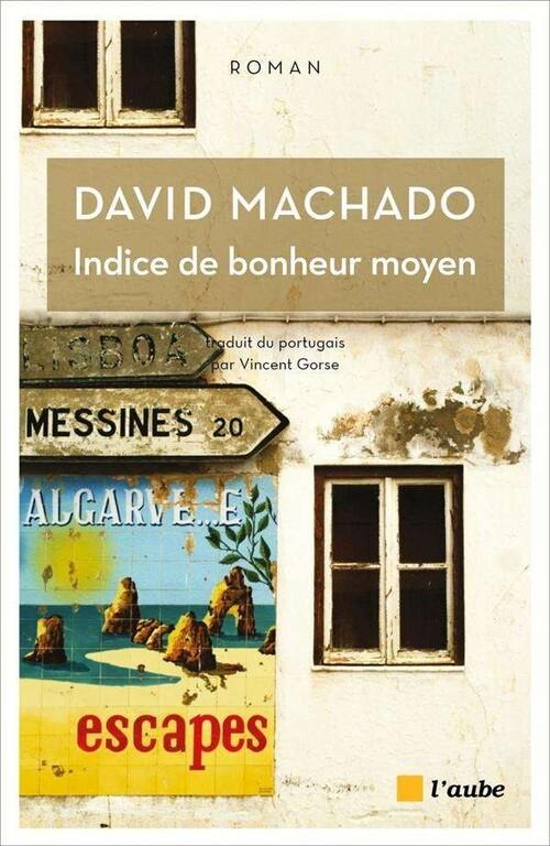 Indice de bonheur moyen - David Machado