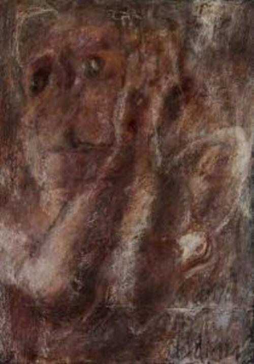 Pascal Saint-Vanne, dit Vladimir, peintre écorché.