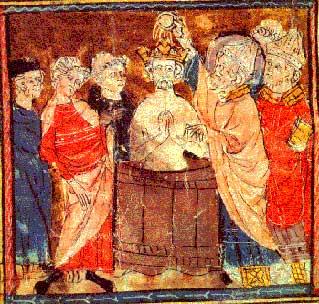 Le Baptême de Clovis: les origines chrétiennes de la France.