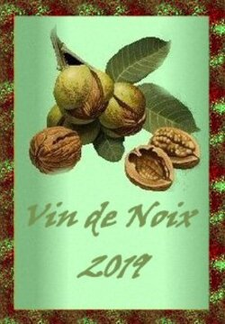 Vin de noix