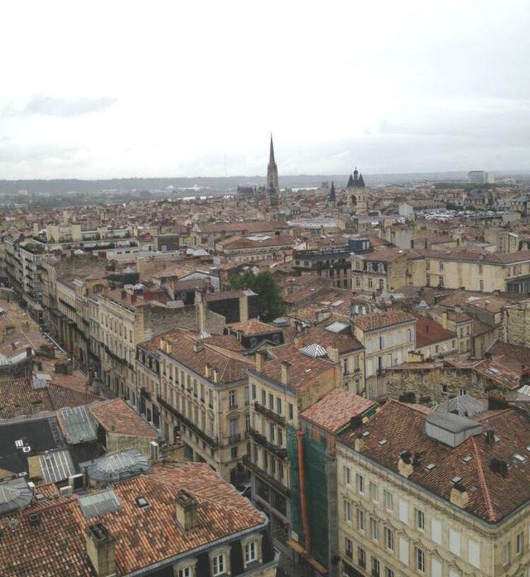 Tour Pey Berland à Bordeaux.