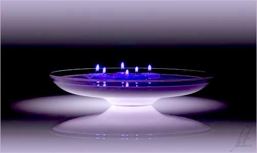 Bougies Série 12