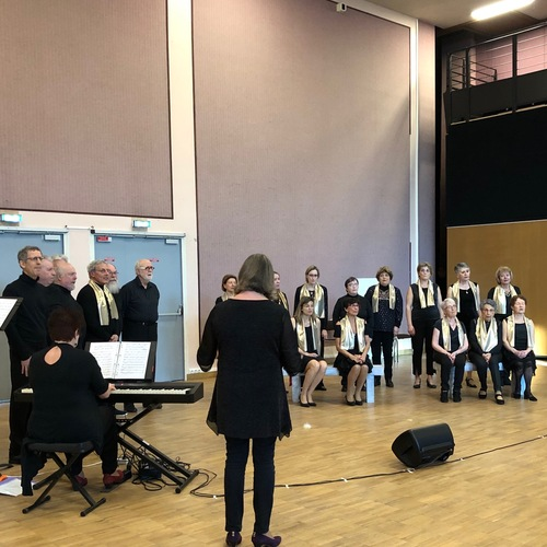 Groupe vocal A.M.I. (Association Musicale d'Indre) 20/01/2020
