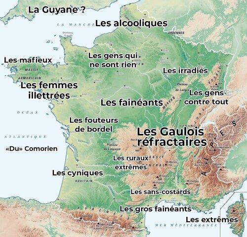 La marmite française commence à bouillir !
