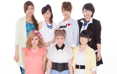 Mise à jour du profil des Berryz
