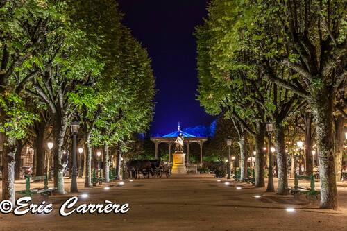 Pau vu par Eric Carrère