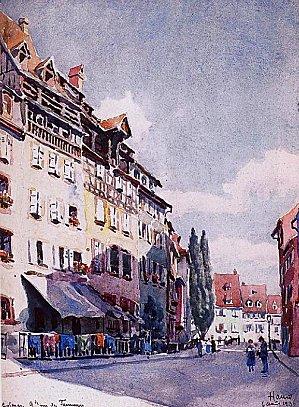 Quartier des tanneurs : rue des tanneurs