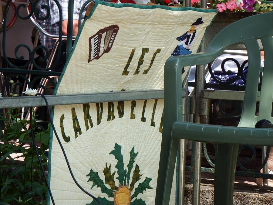 Folklore à La Canourgue dept 48