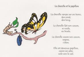 La Chenille (Guillaume Apollinaire)