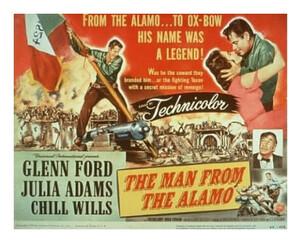 Le Déserteur de Fort Alamo (1953)