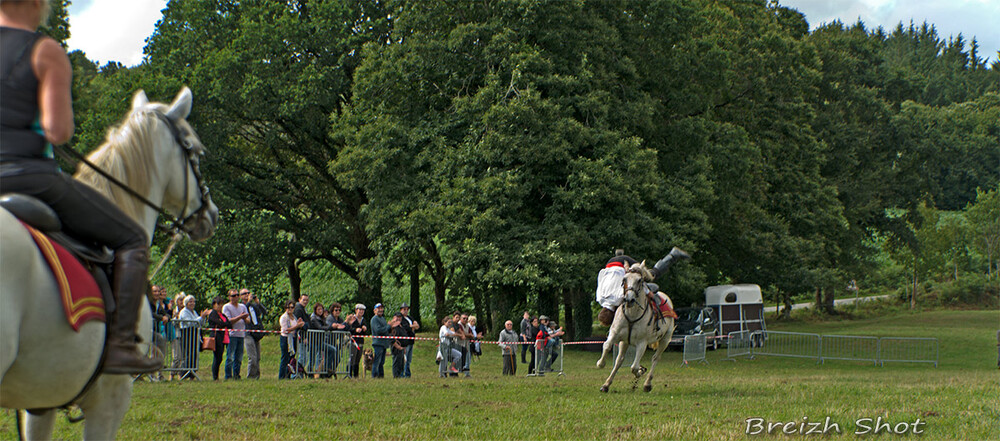 acrobatie equestre - Caval Production - Quistinic