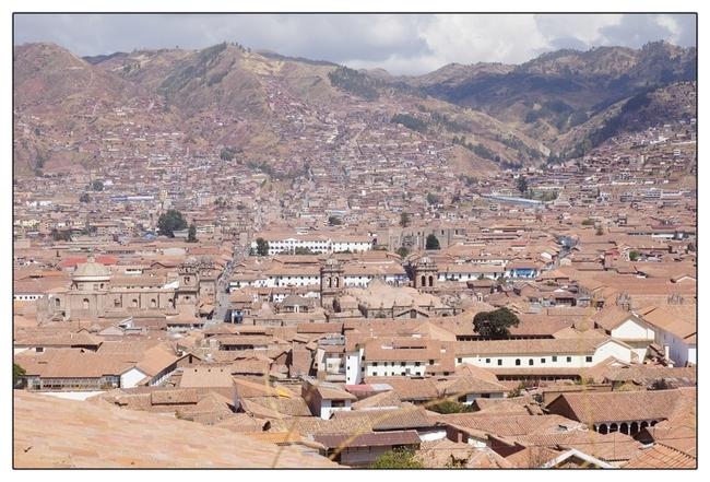Cuzco - le nombril du monde