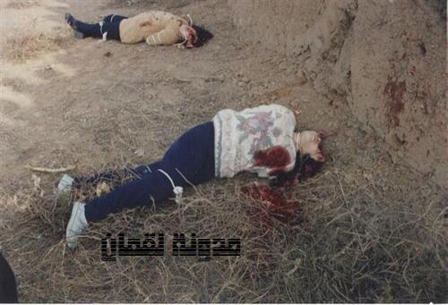 صور جديدة من إعدام الأيغور