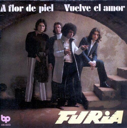 Furia - A Flor De Piel