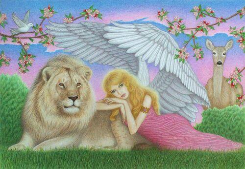 Bélier et Archange Ariel - Astrologie des Archanges