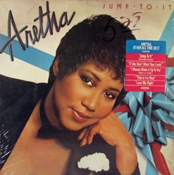Aretha Franklin - Jump To It - Complete LP