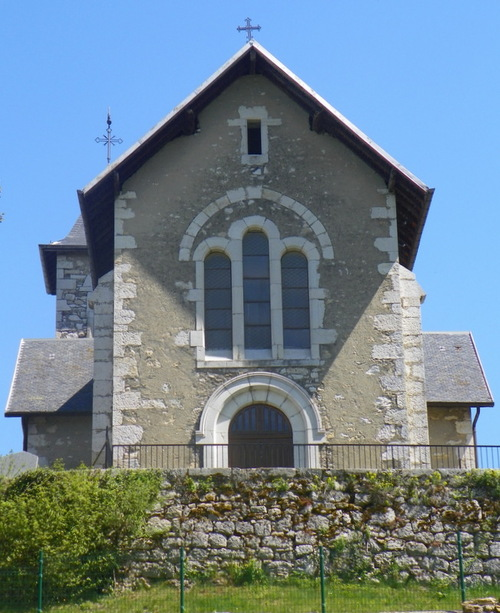 L'église Saint-Pierre à Ontex