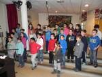 La classe de CM1 à Burlats Mercredi 11 décembre